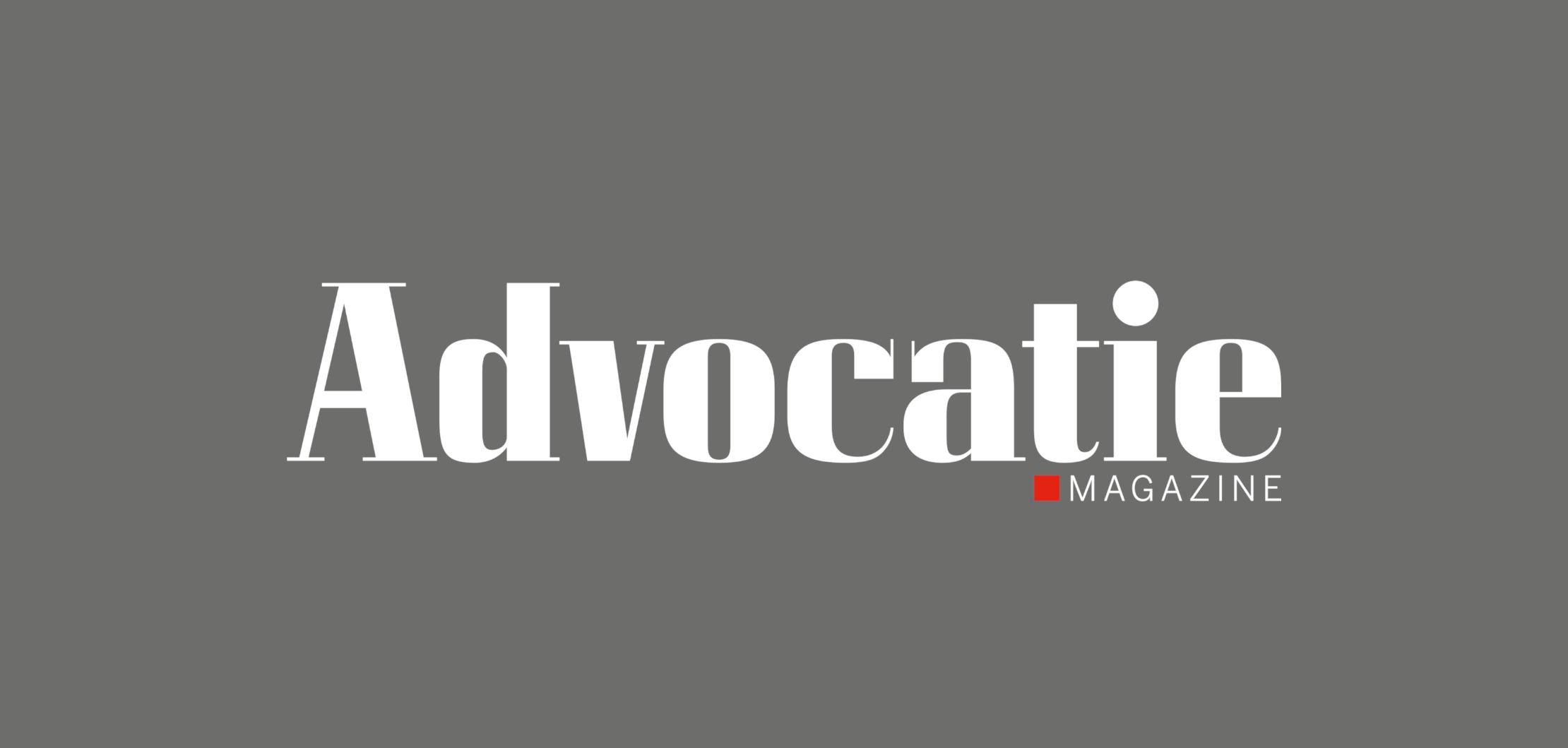 Advocatie-magazine logo 4