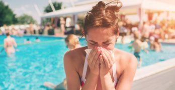Werknemer ziek op vakantie?