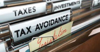 Belastingen ontduiken