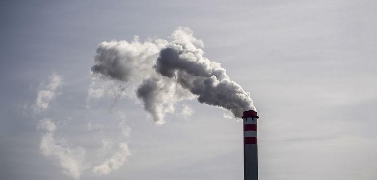 Broeikasgassen uitstoot