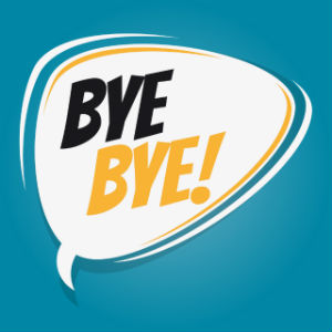 Bye bye 300