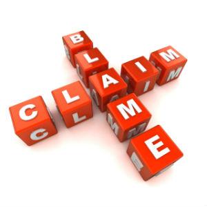 Claim blame 300