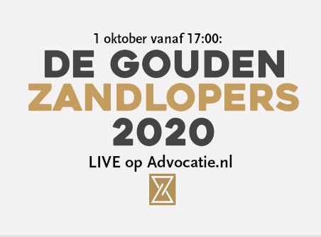 Gouden Zandlopers 2020