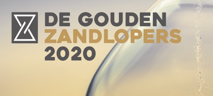 Deze week: uitreiking laatste Gouden Zandlopers én online live event!