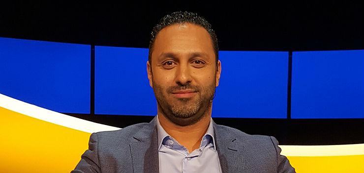 Khalid Kasem de Slimste Mens