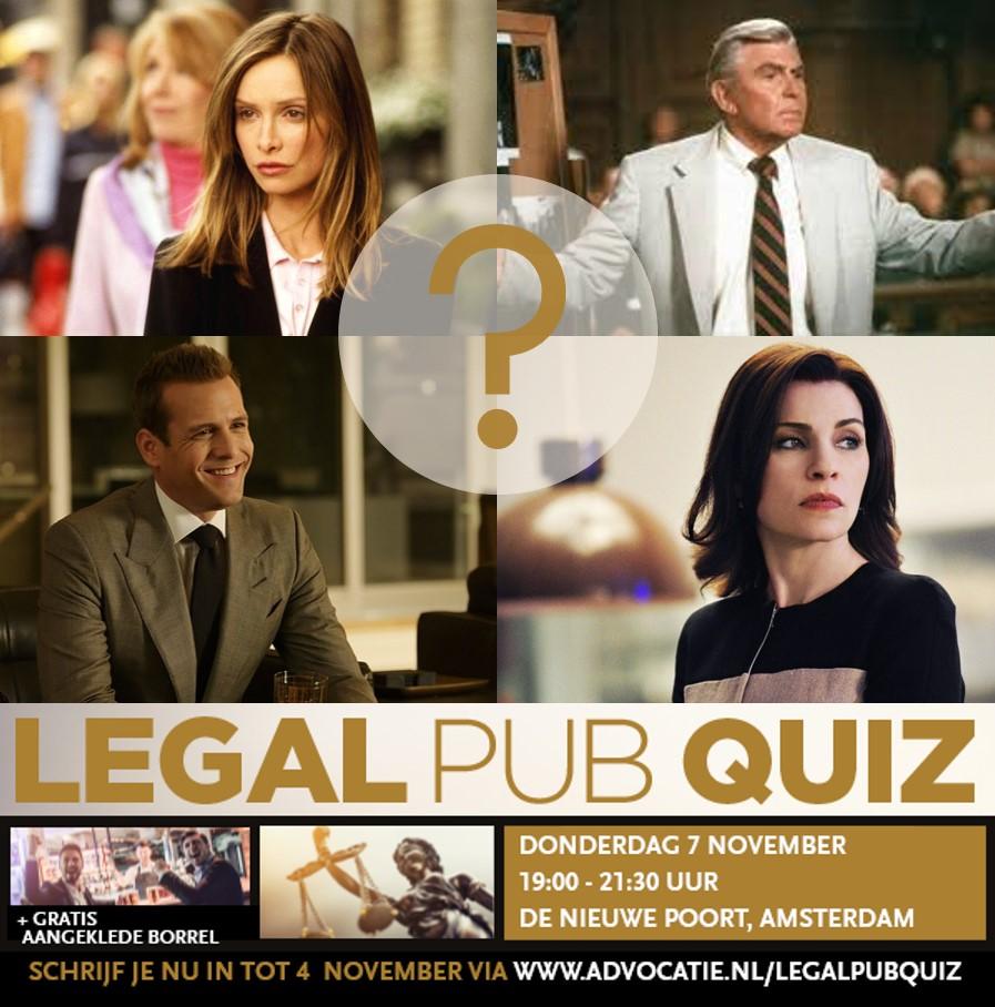 Legal Pubquiz 2019