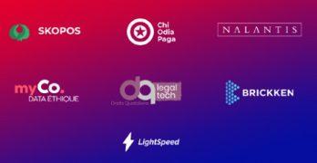 LightSpeed winners