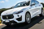 Maserati Levante front 300