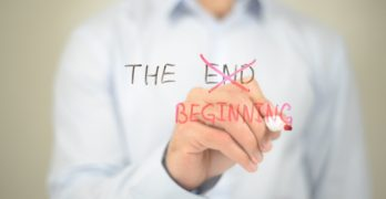 Niet het einde