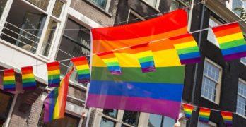 Pride regenboogvlag