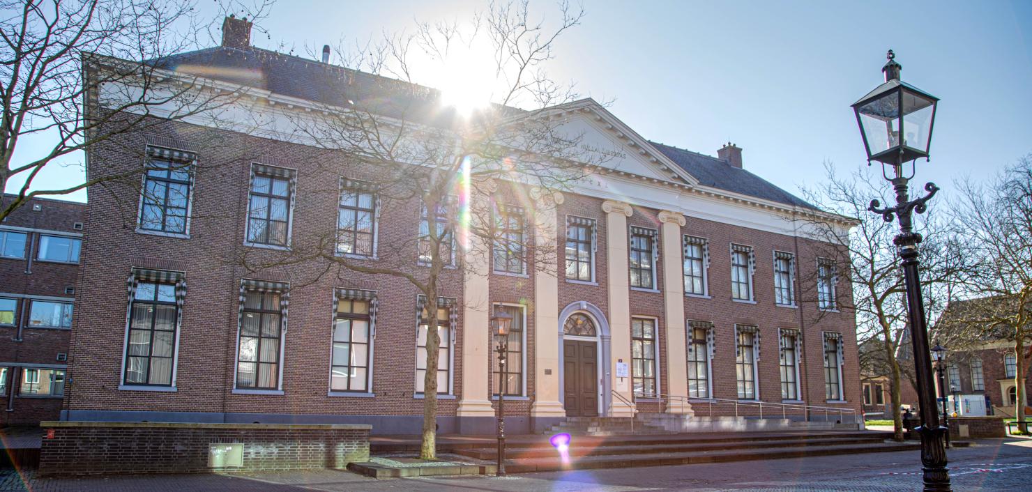 Rechtbanken Gelderland en Noord-Nederland wijken uit naar extra locaties