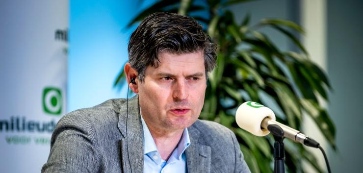 Nederlandse klimaatadvocaat Roger Cox op Time-lijst invloedrijksten