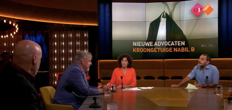 Terugkijken: de advocaten van kroongetuige Nabil B. bij Op1
