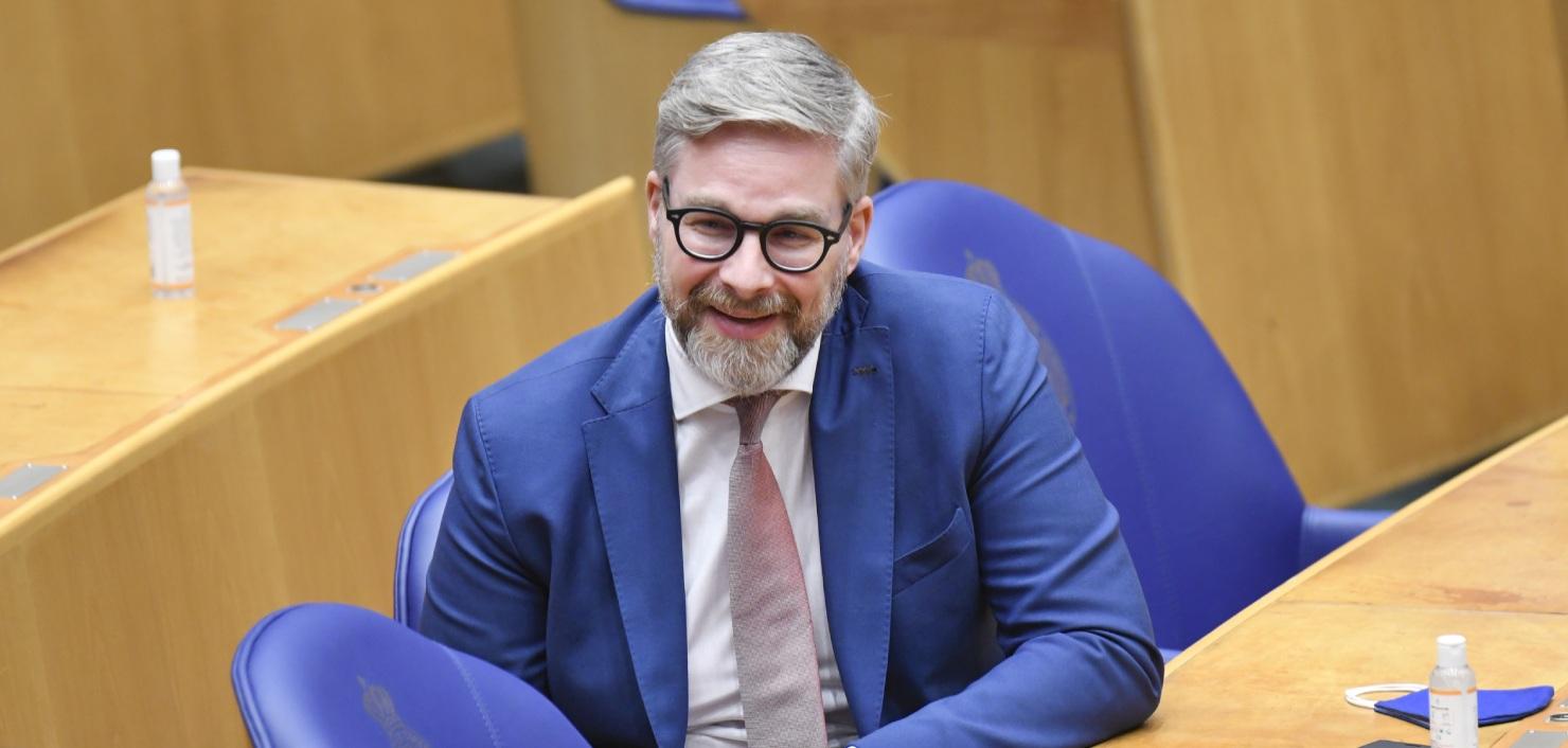 Sidney Smeets stapt op als D66-Kamerlid na meldingen grensoverschrijdend gedrag
