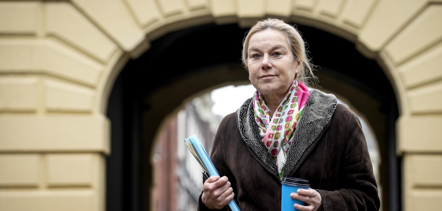 Legal Women in gesprek met Sigrid Kaag: 'Er is een betonnen plafond'