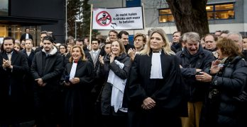 Advocaten in staking
