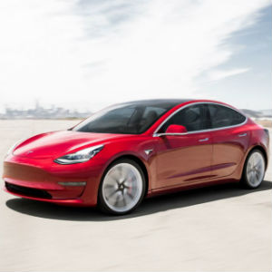 Tesla Model 3 front 300x300