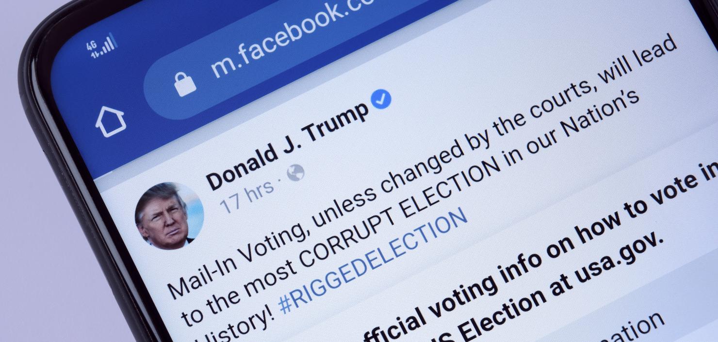 Trump's Facebook