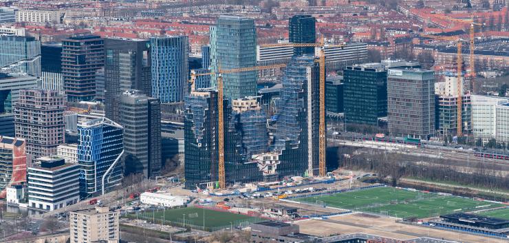 Zuidas in trek: Greenberg Traurig verhuist eveneens naar Amsterdams zakendistrict