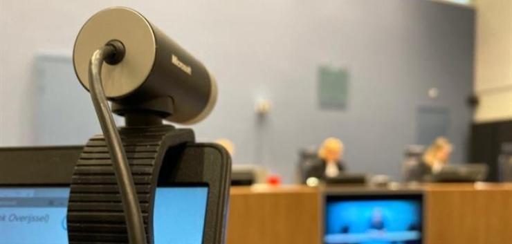 Hoge Raad: rechtszitting via video of telefoon niet in strijd met recht op eerlijk proces