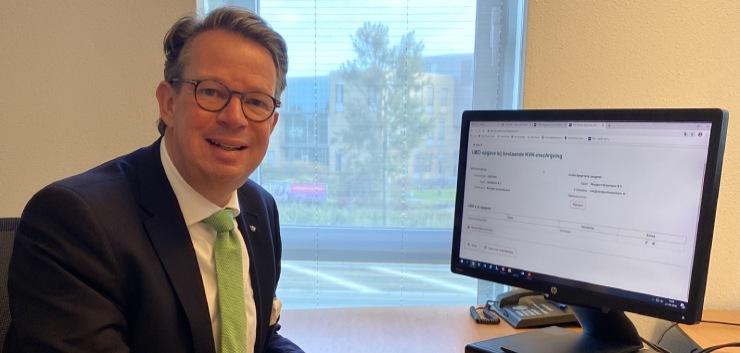 Westport Notarissen verricht de eerste inschrijving in het UBO-register