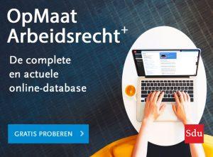 OpMaat Arbeidsrecht+