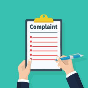 complaint 300