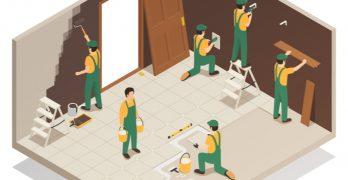 Renovatie of benodigd onderhoud