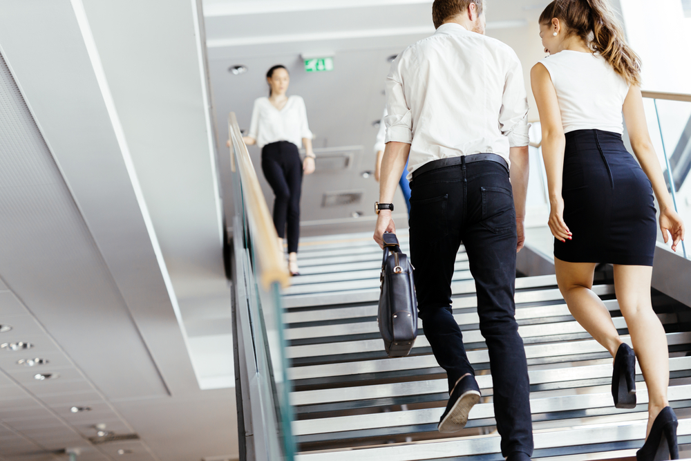 Lexence-medewerkers gaan meer traplopen en minder vlees eten